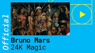 Скачать Bruno Mars 24K Magic Official Video