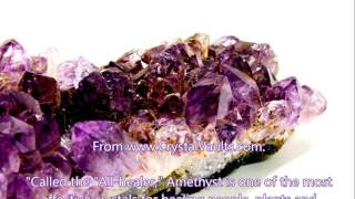 The Magic of Crystals: Amethyst HD