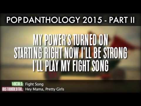 Pop Danthology 2015 ( Part 1 , 2)
