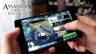 ASSASSIN CREED IDENTITY - REVIEW - GAMEPLAY