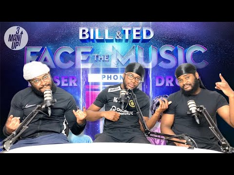 BILL & TED FACE THE MUSIC Official Trailer #1 (2020) REACTION!!!