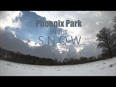 DUBLIN - Phoenix Park - GoPro Hero 6