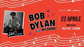 Bob Dylan 01 Things Have Changed Live Locarno 2019