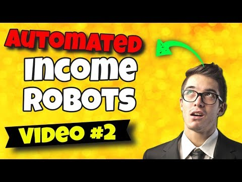 Kinghuman's Automated Income Robots #2 - Clickbank Affiliate Marketing thumbnail