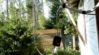 Satfinder. Прибор для настройки спутниковой антенны. Как настроить антенну самому.(, 2013-09-04T20:23:21.000Z)