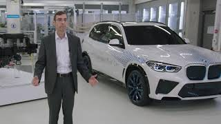 Hydrogen Fuel Cell Technology bei der BMW Group - Jürgen Guldner