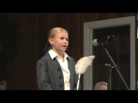 James Madison Constitution Speech at Stonebridge School
