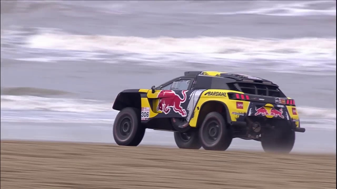 dakar 2019 peugeot 3008 sebastien loeb ph sport youtube. Black Bedroom Furniture Sets. Home Design Ideas