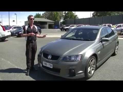 2011 Holden Commodore Ve Series Ii Sv6 Sedan 4dr Spts Auto 6sp 36i