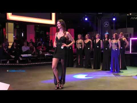 Miss Mondo Italia 2018 Sfilata in Abito e Premiazionii 2^ tappa Odissea