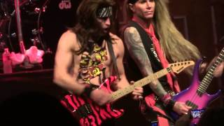 STEEL PANTHER TURN OUT THE LIGHTS SUNSET STRIP HOUSE OF BLUES 11/26/2012