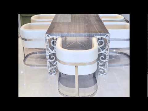 Modern Marble Dining Table - Soho