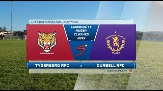 Community Rugby Clash | Tygerberg RFC vs Durbell RFC