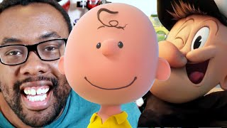 PEANUTS Trailer & POPEYE Animation Test Review : Black Nerd