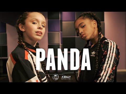 Desiigner- PANDA - Taylor Hatala & Kyndall Harris @AntoineTroupe Choreography | Shot by @TimMilgram