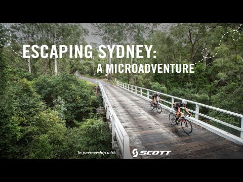 Escaping Sydney: A Microadventure