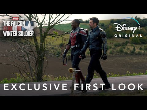 Exclusive First Look   The Falcon and the Winter Soldier   Disney+