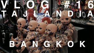 6 miejsc które trzeba zobaczyć będąc w Bangkoku | Tajlandia | Vlog #16