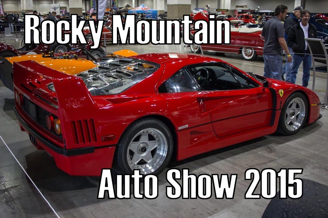 Rocky Mountain Auto >> Rocky Mountain Auto Show 2015