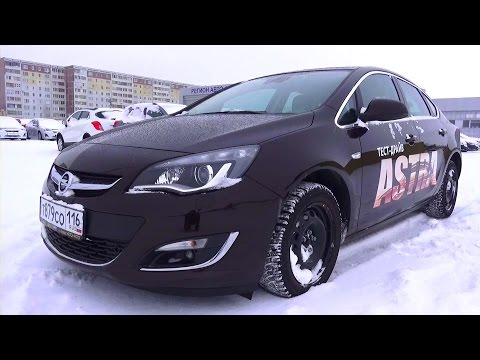 2014 Opel Astra Cosmo. Start Up, Engine, and In Depth Tour.