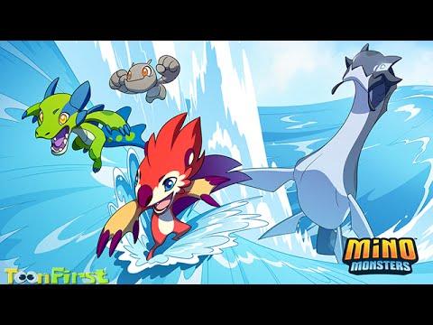 Mino Monsters 2 - Evolution Gameplay