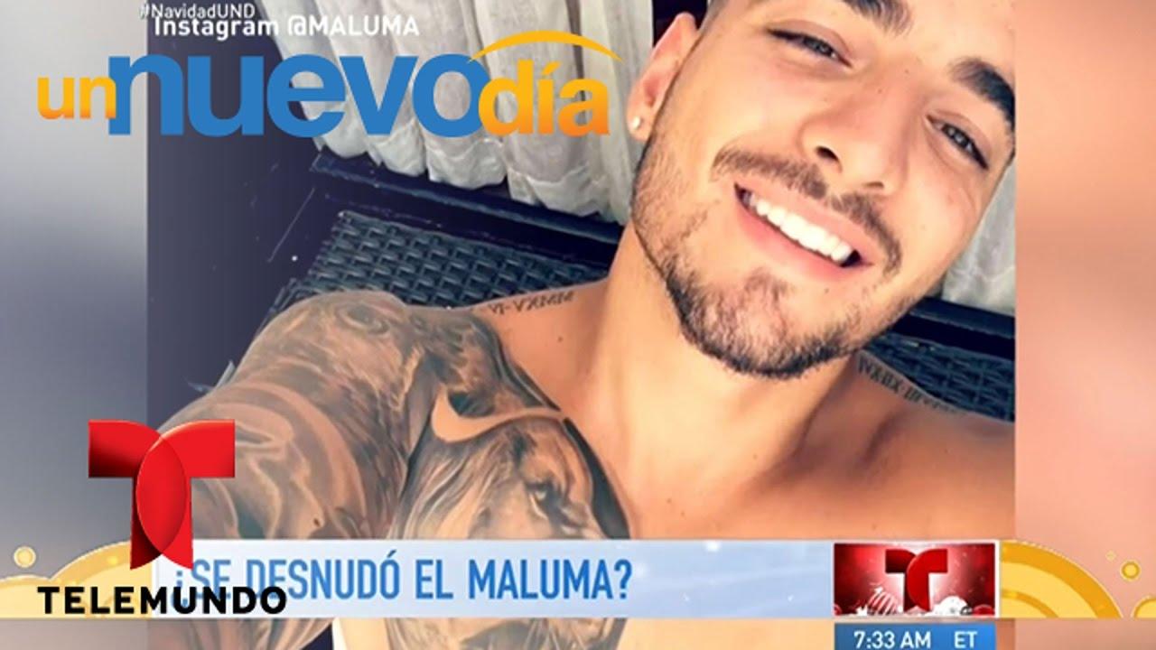 Ana Patricia Gamez Desnuda es verdadera la foto de maluma completamente desnudo? | un