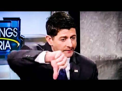 Paul Ryan Promises Fox Viewers He Will CONTINUE To Ruin Their Lives