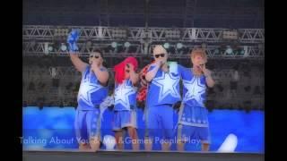 横浜スタジアム! 10周年おめでとうございます コカコーラのです^^