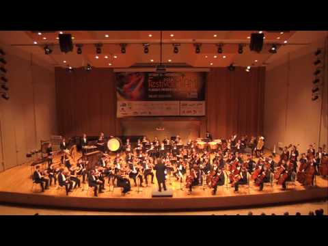 FSO plays Candide Overture