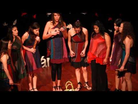 Folclore del Mundo | Voces Cantalma | TEDxTucuman