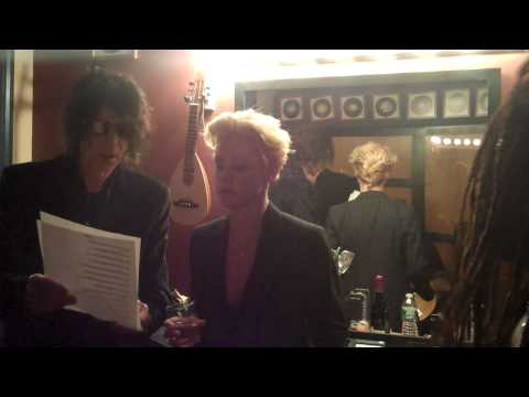 Peter Wolf & Shelby Lynne Rehearsing Tragedy
