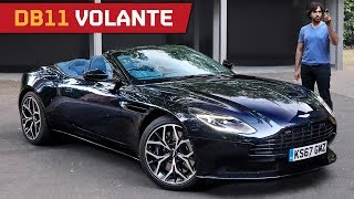 DB11 Volante V8! Big Sound, Style and Comfort! - Full Review