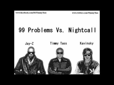 Jay-Z Vs. Kavinsky - 99 Nightcalls (Timmy Tass Mashup)