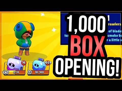 How Many Boxes To Max LEON?! HUGE 1000 Box Opening + Leon Gameplay!