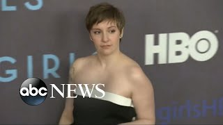 Lena Dunham Defends Her Writer From Sexual Assault Claim