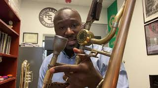 So You Want to Play the Slide-Whistle? (Beginning Trombone Tutorial)