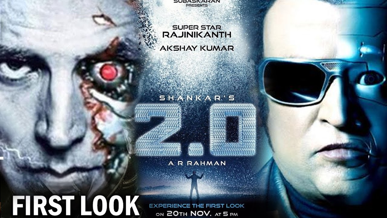 Image result for Robot 2.0 poster