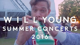 Will Young | Summer Concerts 2016