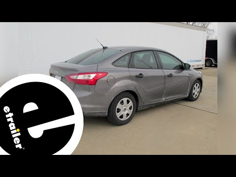 etrailer | Best 2015 Ford Focus Hitch Options