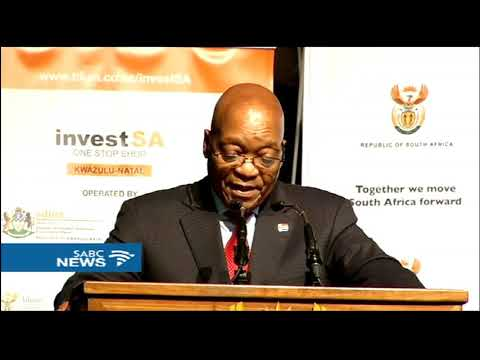 Zuma says more needed to create a friendly environment for investors
