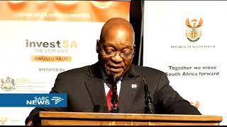 Zuma says more needed to create a friendly environment for investors thumbnail
