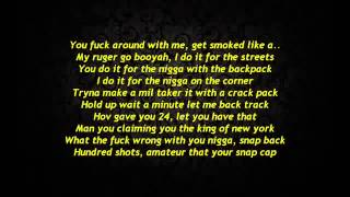 Repeat youtube video Meek Mill   Ooh Kill Em Kendrick Lamar Diss) [Lyrics]