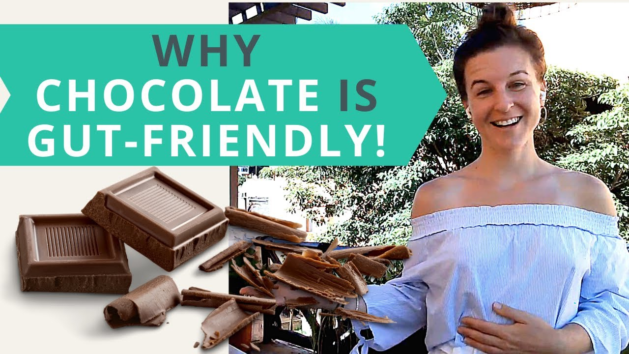 Why Chocolate Is Good For Your Gut