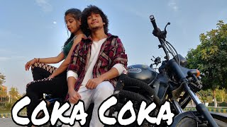 COKA COKA Dance Choreography San Sharma Ft. Richa Sharma