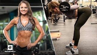 Bikini Pro Glute Workout w/ Q&A  | Taylor Chamberlain