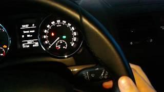 Шкода Йети (Skoda Yeti): Как включить дворники в машине?