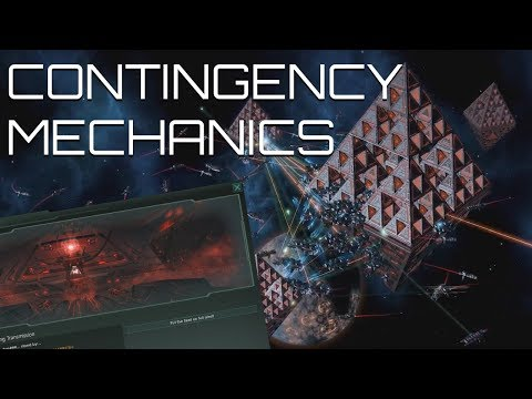 Stellaris - Contingency Mechanics (Skynet is up to its old tricks)