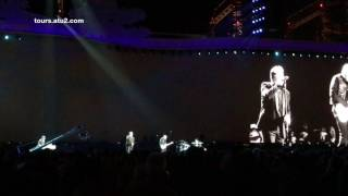 U2 - The Little Things That Give You Away - Santa Clara, May 2017 - atu2.com