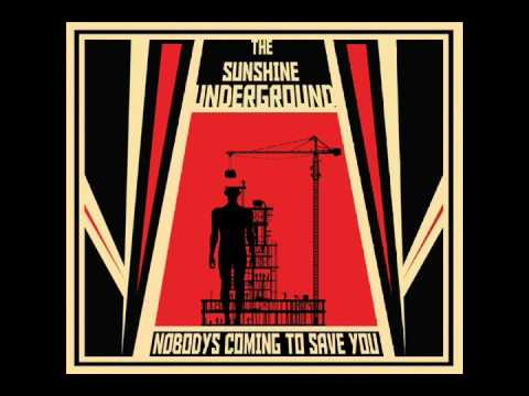 The sunshine underground in your arms