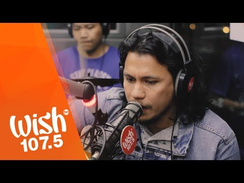 """Sponge Cola performs """"Puso"""" LIVE on Wish 107.5 Bus!"""